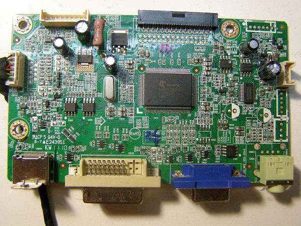 флеш A25L020