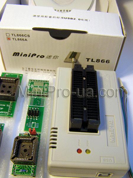 http://www.minipro-ua.com купить TL866A